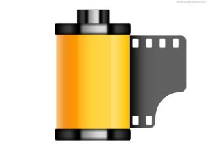 old-film-roll-icon